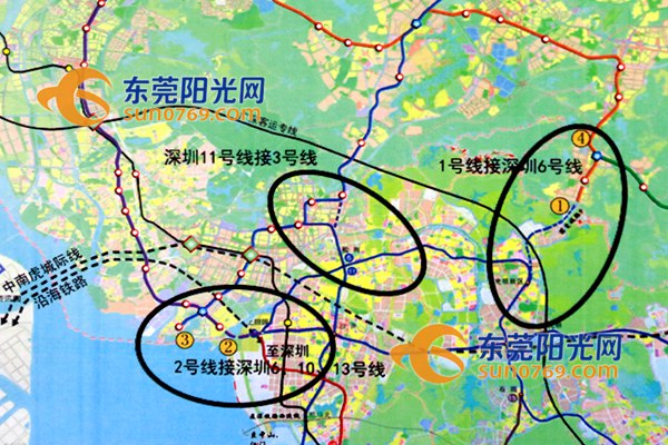 深圳飞机场到深圳北站