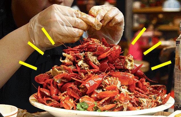你还在吃小龙虾 东莞女子吃了2斤小龙虾后要洗肾