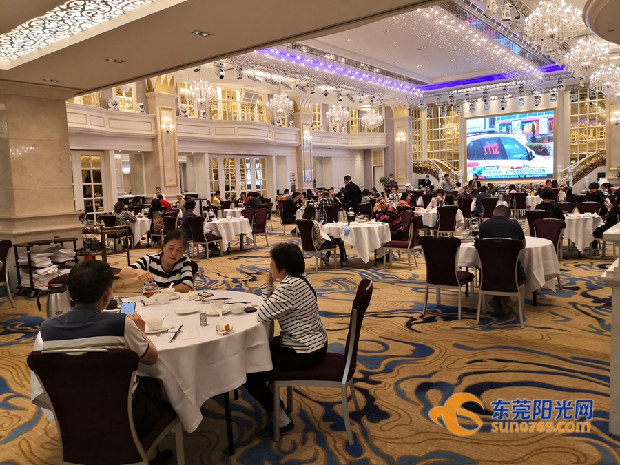 东莞:恢复堂食十天 餐厅堂食客流量上升