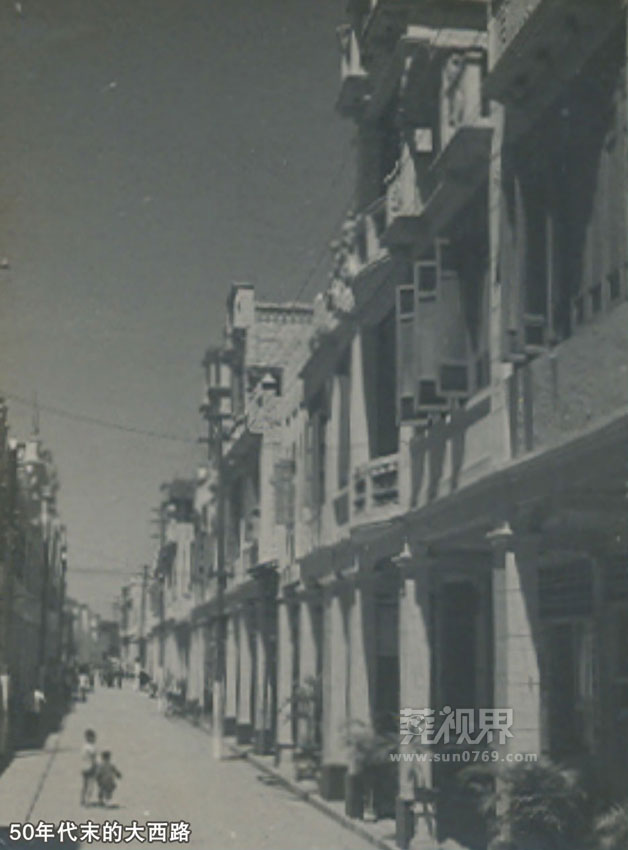 【莞色莞香】东莞老照片之那些年的风景名胜