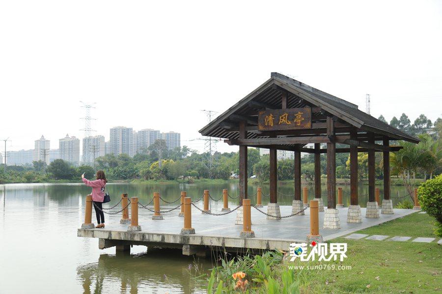 东莞自然环境优越,加上水资源丰富,滋生出不少极富地方特色的水文化景