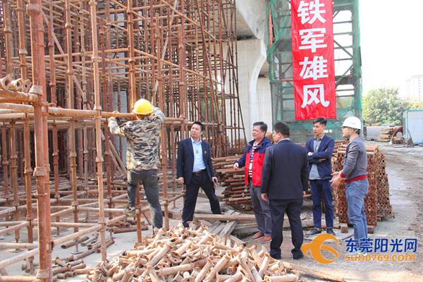 洪梅:开展建筑工地节后复工安全生产检查