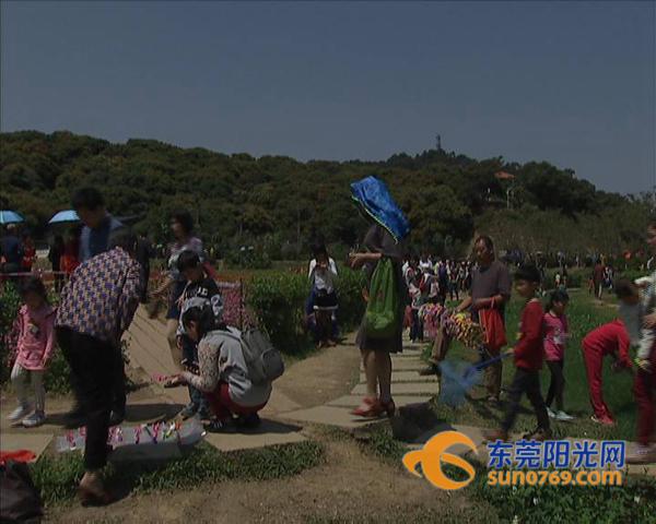 清溪两大森林公园迎客32.7万人次图片
