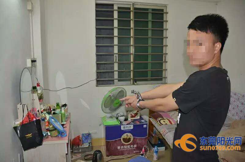 东莞最新案件实录(2013:男子入室盗窃被抓) - 阿根 - 阿根的博客