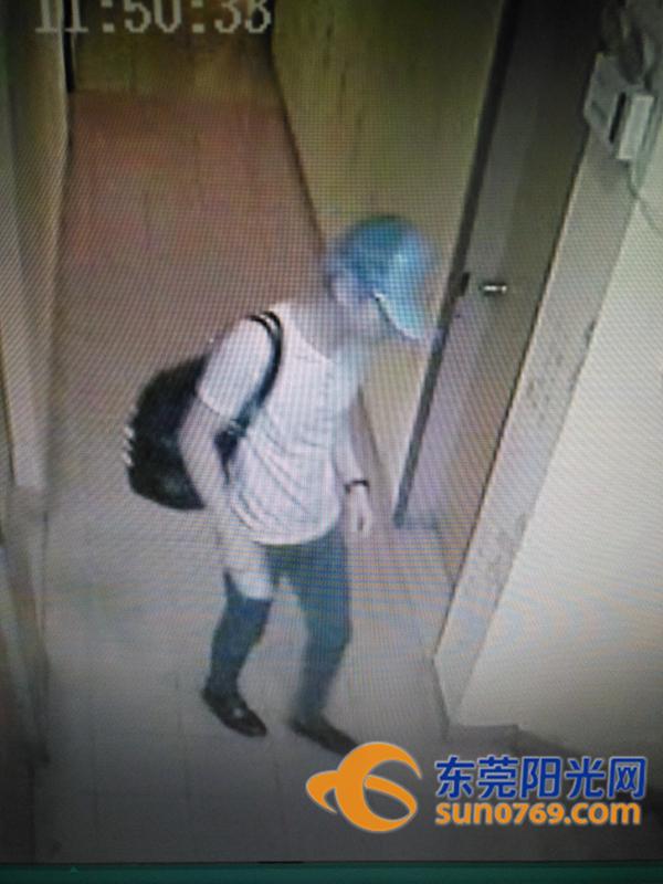 东莞最新案件实录(2077:男子乔装打扮持刀抢劫) - 根哥 - 根哥的博客