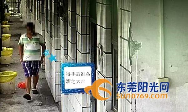 东莞最新案件实录(2203:蟊贼见财起意偷手机) - 阿根 - 阿根的博客